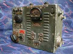 Ku-1 radio receiver, front three-quarter